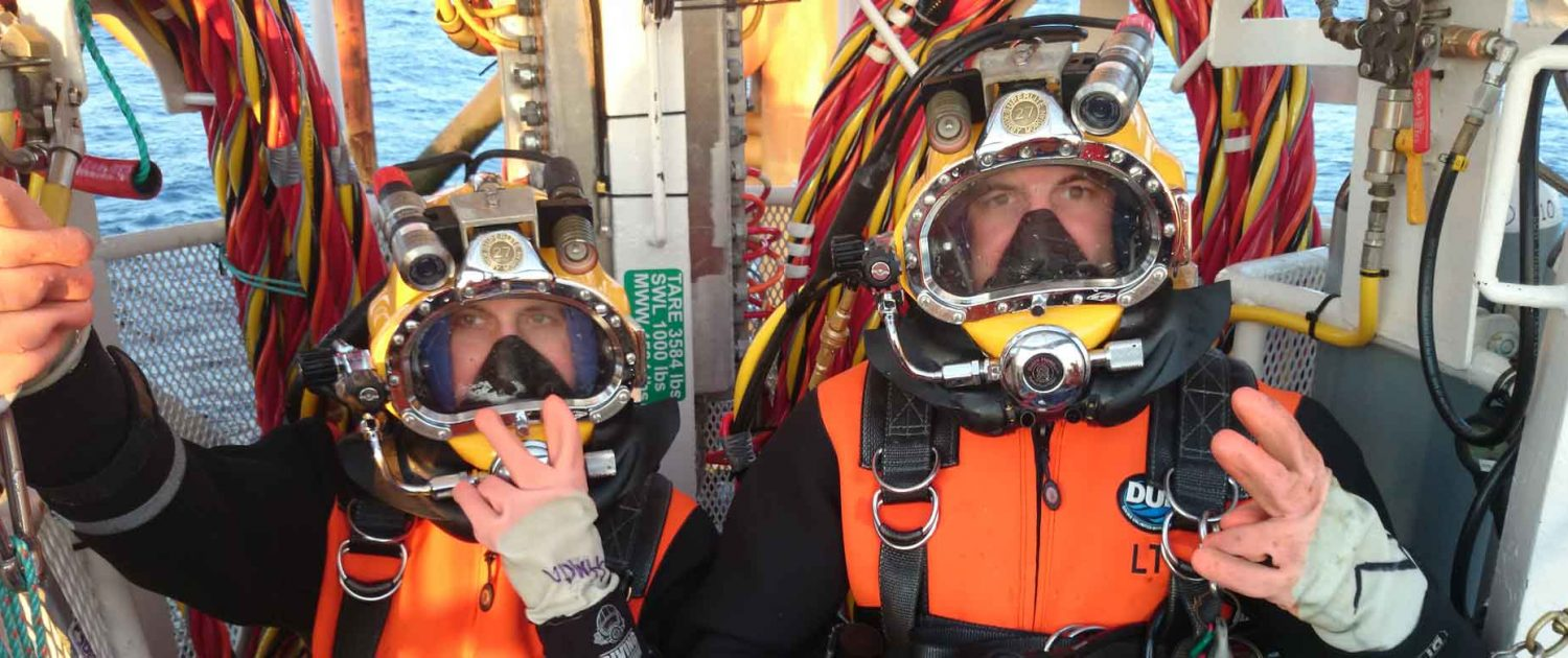Offshore Air Divers